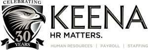 Keena_Celebrating30_Logo