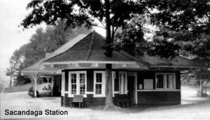 sacandaga station