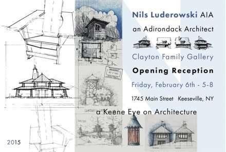 Luderowski showcard