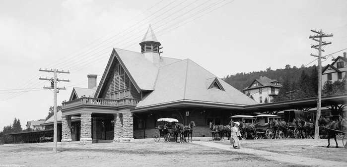 UnionDepot_SaranacLake_1909