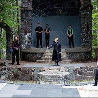 The Adirondack Shakespeare Company at the Scaroon Manor Amphitheater