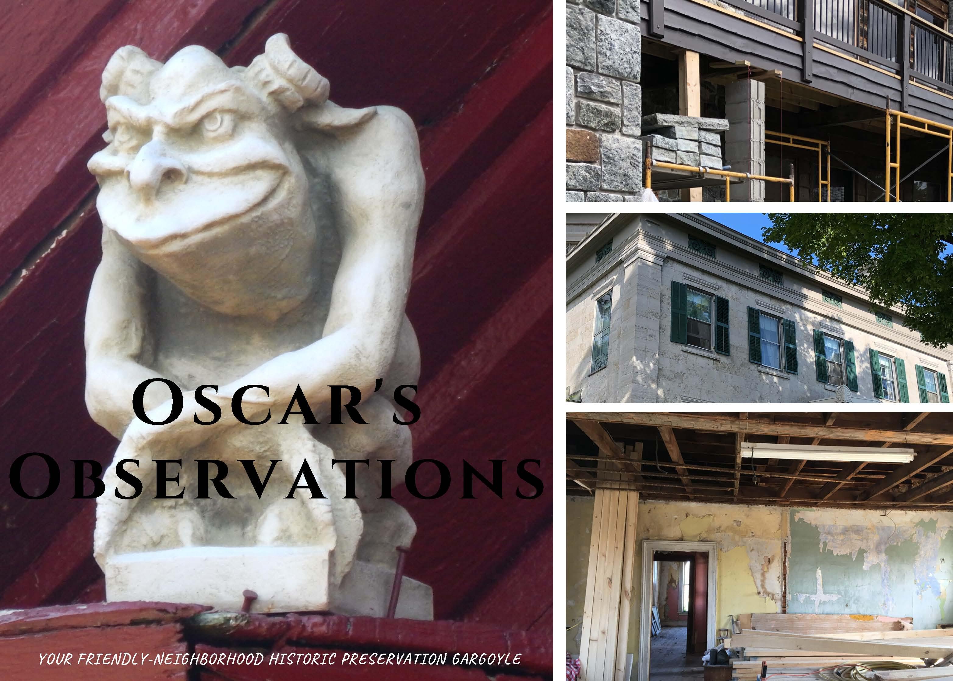Oscar's Observations